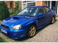 Subaru Impreza STI Type UK, 62K, 2 previous owners