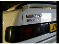 Ford Sierra Cosworth Replica may swap