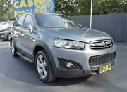 2013 Holden Captiva CG MY13 7 CX Grey Sports Automatic Wagon Campbelltown Campbelltown Area Preview