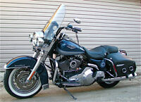 2000 Harley Davidson Road King Classic, clean, ready to roll.
