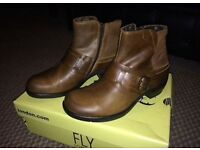 Fly London ankle boots New (size 6)
