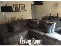 2 bed flat for 3 bed house (any condition) all areas considered