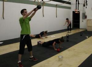 Rubber Fitness Flooring!