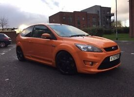 FORD FOCUS ST 3 2007 TOTALLY STANDARD NEVER BEEN MAPPED GREAT LITTLE CAR