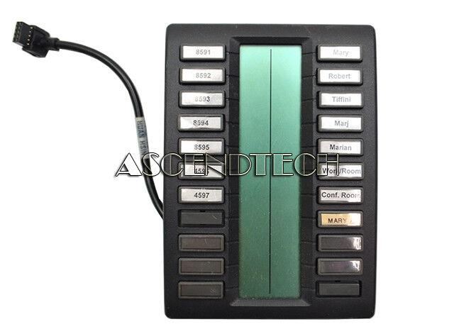Nortel Meridian M3900 Series Key Based Expansion Module Ntmn37ba70 Ntmn665070 Us