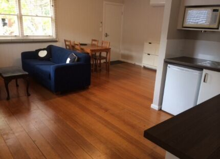 VERY LARGE ONE BED SELF CONTAINED FURNISHED UNIT INCL BILLS & FOXTEL Hawthorn East Boroondara Area Preview