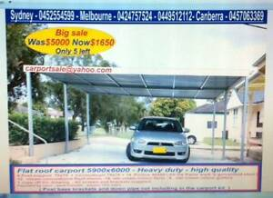 new  carport   5.9  x  6  $1650 Ingleburn Campbelltown Area Preview