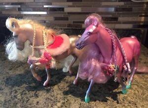 Vintage 1980 Fashion Ponies
