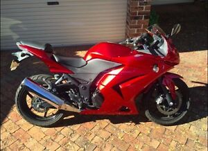 Kawasaki Ninja 250, Low Kms +rego! Willoughby Willoughby Area Preview