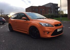 FORD FOCUS ST 3 2007 TOTALLY STANDARD NEVER BEEN MAPPED ALL EXTRAS LOWERED DRIVES PERFECTLY