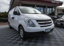 2012 Hyundai iLOAD TQ-V MY12 White 5 Speed Manual Van Alfred Cove Melville Area Preview