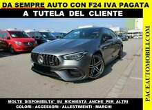 Mercedes-Benz CLA 45 AMG 45 AMG S NIGHT PREMIUM DRIVERS 4 MATIC F24 IV