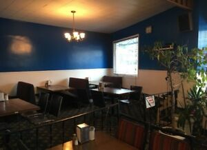restaurant & office place for lease