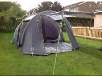 Never been used! 4man Tent-SunnCamp Odessy XL (brand new)