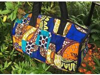 'U Got Uganda' Handmade African Bags