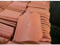 Clay barco Pantiles roof tiles