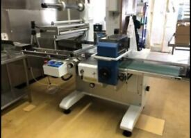 Flow Wrapper high speed packing bagging machine