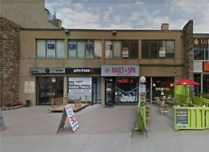 Nails and Spa business for sale (Bloor and Yonge)!!