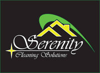 Serenity Cleaning Solutions Inc.