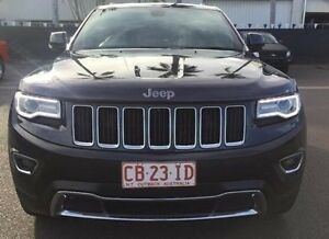 2013 Jeep Grand Cherokee WK MY2013 Limited Grey 5 Speed Sports Automatic Wagon Berrimah Darwin City Preview