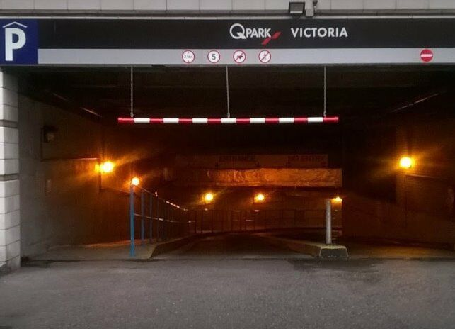 Underground parking in Westminister (within Q-Park Victoria)