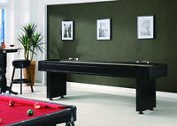 NEW SHUFFLEBOARDS,BARS,STOOLS,POOL TABLES,POKER TABLES FOR SALE