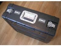 EMS 3U 19 inch Portable Rack Case