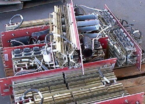 SCR Power Control Module Heat Sinks, Power Resistors+++