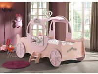 The Princess Carriage bed frame