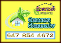 Cleaning Lady $19/Hour GTA (Free Half Hour)