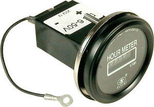 HOUR COUNTER - 6- 50 Volt - BRAND NEW