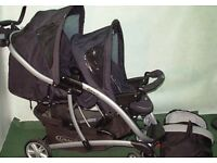 Gracco Quattro duo tour double buggy