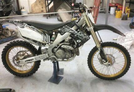 Honda Crf450 dirt bike custom built Gosford Gosford Area Preview