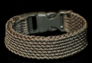 type i paracord 550 cord rescue survival bracelet see why