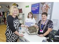 Volunteer Assistant Shop Manager (Leatherhead)