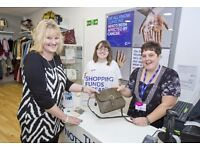 Volunteer Assistant Shop Manager (Salisbury)