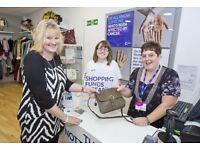 Volunteer Assistant Shop Manager (Swindon)