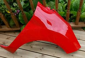 FORD FIESTA 09-17 FRONT WING