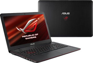 PC asus republic of gamer presque neuf