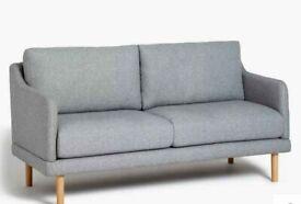 2-seater sofa from John Lewis