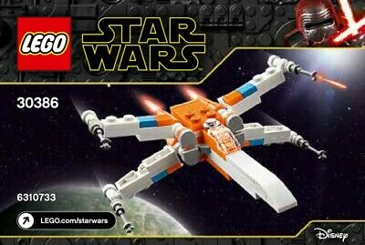 LEGO Star Wars: Poe Dameron's X-wing Fighter (30386)