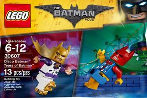 LEGO Disco Batman - Tears of Batman Polybag Brand New