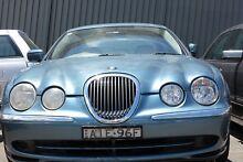 1999 Jaguar S Type Sedan Wolli Creek Rockdale Area Preview