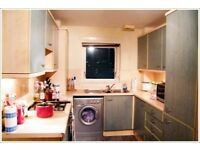 Ensuite bathroom in 2 Bedroom flat at Partick, all bills are included