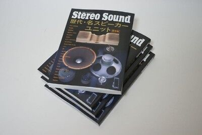 Famous Vintage Speaker Book Magazine for Western Electric, Altec, Tannoy, JBL