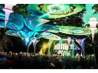 2 Noisily Festival 3 day entry tickets