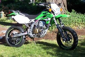 KLX 250 Exhaust