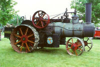 wanted smaller to mid size diesel tractor