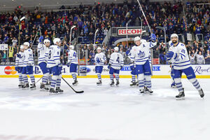 Toronto Marlies Round 2 Game 1 Wed May 4 Cheap Tixs