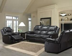 NEW RECLINERS WITH WARRANTIES
